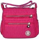 Monederos y bolsos de hombro para mujer Crossbody Bolso de mensajero