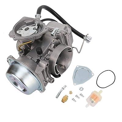 AR1368CA161RA Carburetor For 01-06 08-13 Polaris Sportsman 500, for Sportsman 500 4X4 HO, Worker 500, 1997-2009 Polaris Scrambler 500,00-02 Polaris Trail Boss 325# 3131742 3131712 3131453: Automotive