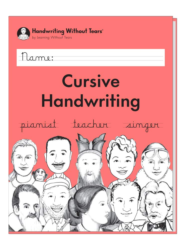 Learning Without Tears Cursive Handwriting Student