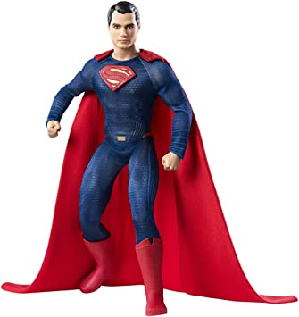 Barbie - Muñeca Superman, Batman vs. Superman (Mattel DGY06 ...