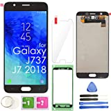 LCD Screen Replacement Touch Display Digitizer Assembly (Black) for Samsung Galaxy J7 2018 J737 SM-J737 J737A / J7 Refine J737P / J7 Crown S767VL /J7 Aero/ J7 V J737V / J7 Star J737T (Color: for J737Black)