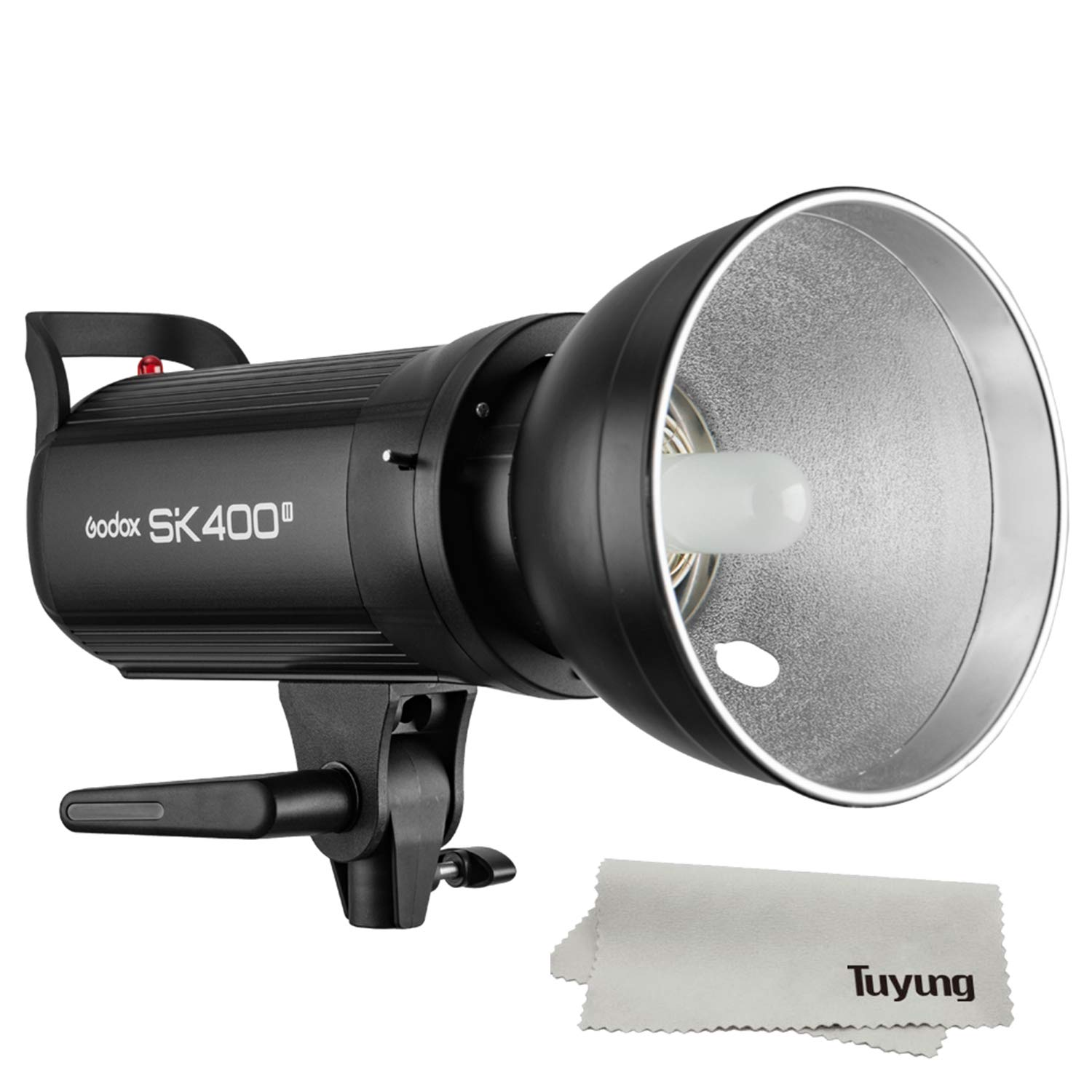Godox SK400II 400 Monolight with Built-in Godox 2.4G Wireless X System Bowens Mount Strobe Flash for Photography Lighting Portrait Photography