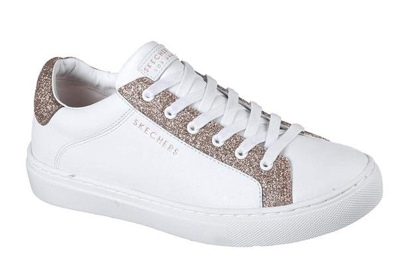Skechers 73536 WSL Weiß/Rose Glitter Glitter Glitter a5e56b