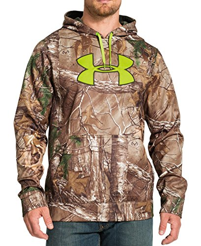 Learn More About Under Armour Men's Storm Caliber Hoodie