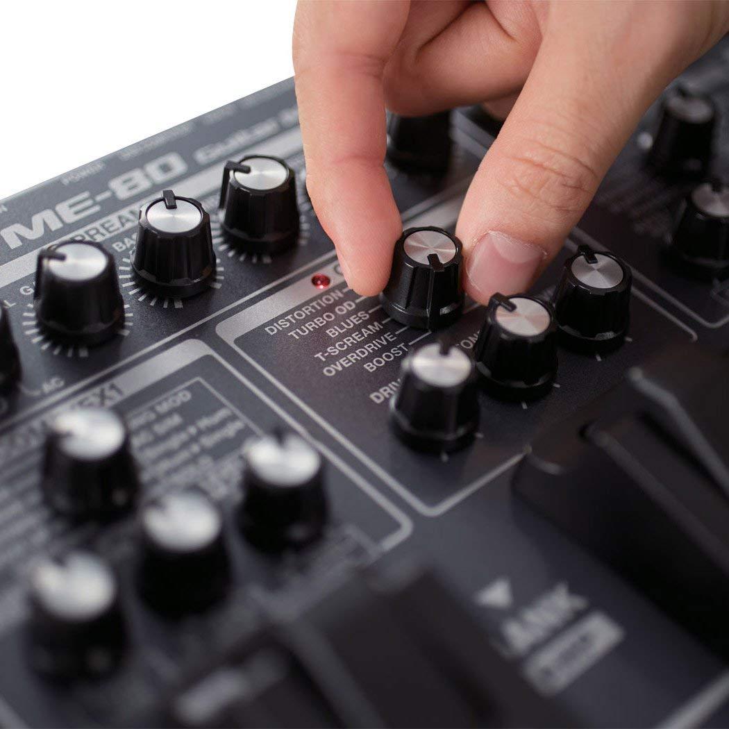 Amazon.com: Boss 24 Bit ME 80 Multiple Audio Effects Guitar Pedal Compact Tone Processor (5 Pack): Musical Instruments