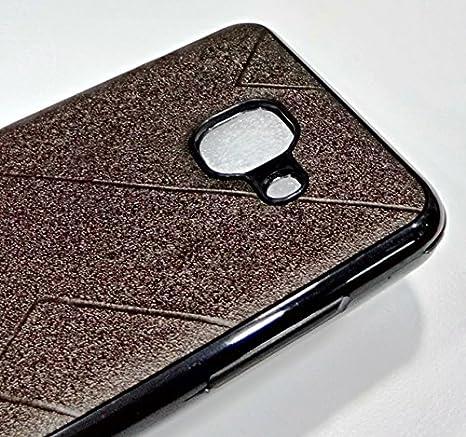 CHL Back Cover For Samsung Galaxy J7 Prime   Copper Mobile Accessories