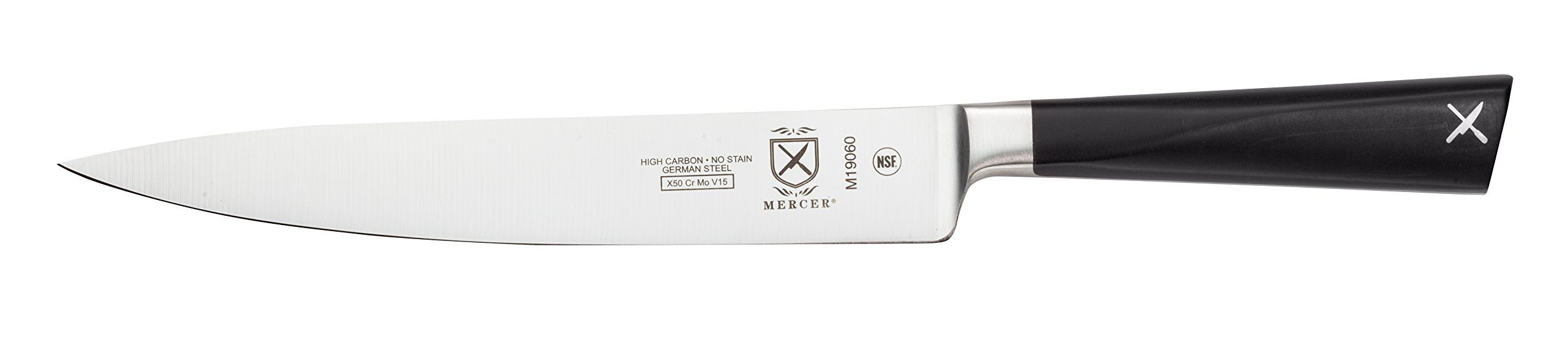 Mercer Culinary Züm Forged Carving Knife, 8 Inch