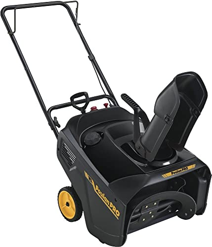 Poulan Pro 961820015 136cc Single Stage Snow Thrower