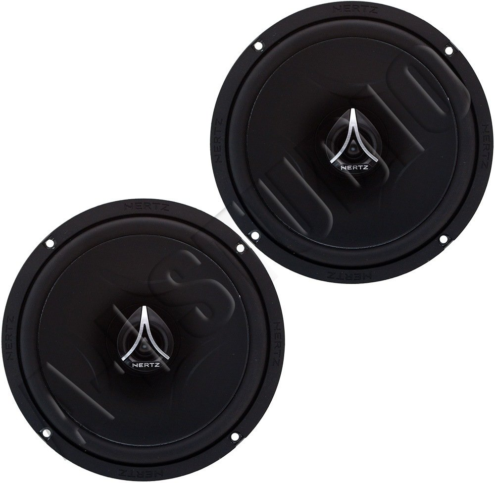 Hertz Audio ECX Energy Series 2-Way Coaxial Speakers