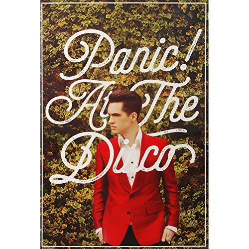 Panic At The Disco - Domestic Poster