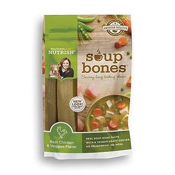 Rachael Ray Nutrish Soup Bones Dog Treats Chicken Flavor 3 Count 6 3
