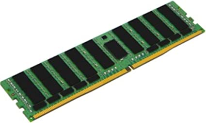 Kingston Technology System Specific Memory 64GB DDR4 2666MHz módulo de - Memoria (64 GB, 1 x 64 GB, DDR4, 2666 MHz, 288-pin DIMM, Verde)
