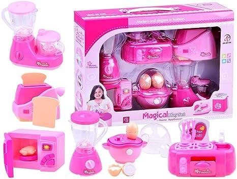 Juego de Imitación - Electrodomésticos de Juguete para Niños ...