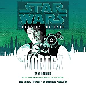 Star Wars: Fate of the Jedi: Vortex Hörbuch