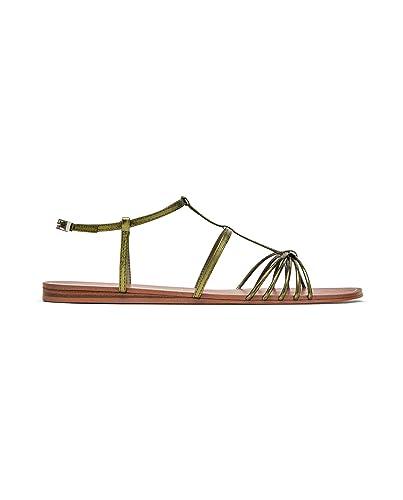 Bestes Geschäft Zu Bekommen Klassisch Damen Flache Sandale 3660/301 (38 EU Billig Rabatt Authentisch hRs3AMTD5
