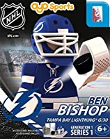 Ben Bishop OYO NHL Tampa Bay Lightning G1 Series 1 Mini Figure Limited Edition