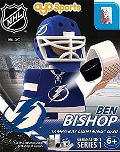 Ben Bishop OYO NHL Tampa Bay Lightning G1 Series 1 Mini Figure Limited Edition