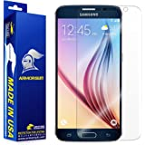ArmorSuit Samsung Galaxy S6 Screen Protector MilitaryShield Max Coverage Screen Protector Compatible with Galaxy S6 - HD Clear Anti-Bubble