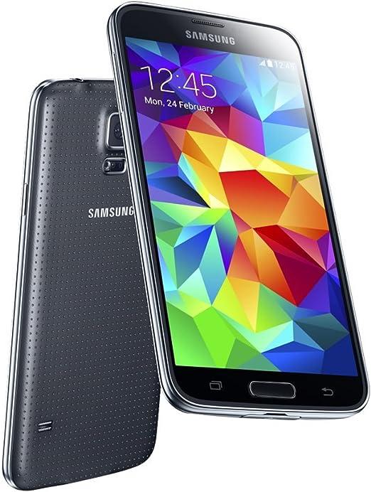 Samsung Galaxy S5 SM-G900F 5.1-pulgadas Smartphone (Quad-Core 2.5 ...