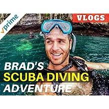 Brad's Scuba Diving Adventure Vlogs