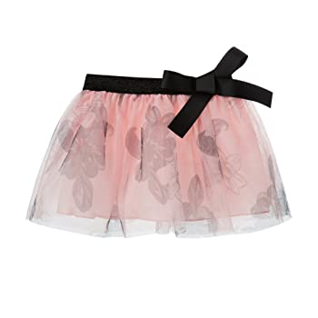 Grils Dress Kids Girls Toddler Children Long Sleeve Dresses Crew Neck Girls Clothes Floral Pattern YM40