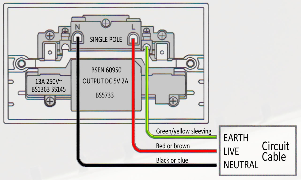 Bs 1363 Wiring Diagram Library 4 Gang
