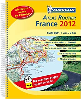Book Atlas routier France : 1/200 000