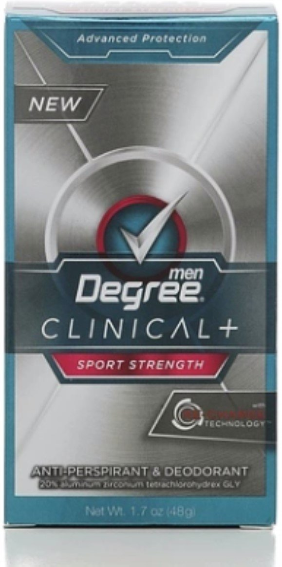 Degree Clinical Sport Men Size 1.7z Degree Clinical Sport 1.7z