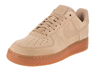 buy online ac9cd 45d7e Nike Air Force 1  07 Lv8 Suede, Chaussures de Fitness Homme, Multicolore  Mushroom