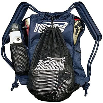 ecf8bb0fce99 85%OFF Tigerbro Unisex Drawstring Sports Backpack Gym Bag with Mesh Sack  for Basketball Soccer