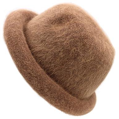 JIANCHIJY Gorras de Mujer Caps de la mamá del Gorra térmica de ...