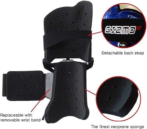 STORMGIZMO BLACK COBRA RIGHT Hand Bowling Wrist Support Accessories Sport/_RUU