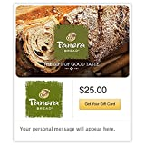 Panera Bread Raisin Bread Gift Cards - E-mail Delivery