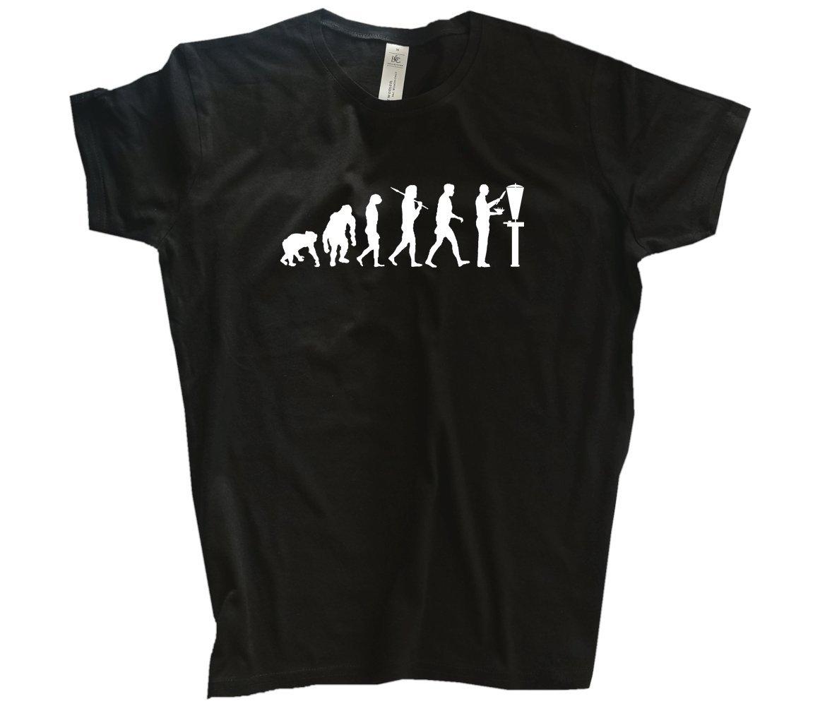 Shirtzshop T-shirt Evolution Lehrer B00PX8T3D4 T-Shirts Sorgfältig ausgewählte ausgewählte ausgewählte Materialien be80db