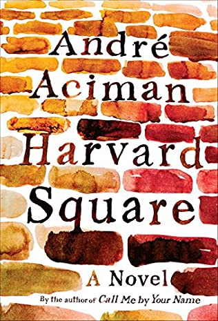 book cover of Harvard Square