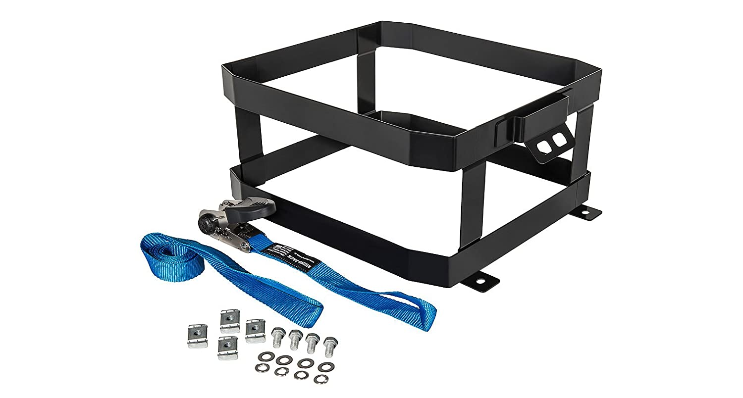 Rhino Rack 43151 Double Vertical Jerry Can Holder