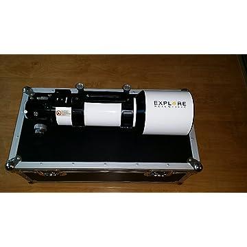 reliable Explore Scientific 102mm Classic White