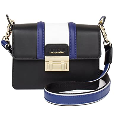 edc47f1592  Clearance  FIGESTIN Women Genuine Leather Crossbody Bags Lightweight Small  Modern Shoulder purse handbags  Amazon.in  Clothing   Accessories