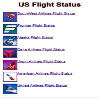 Search US Flight Status