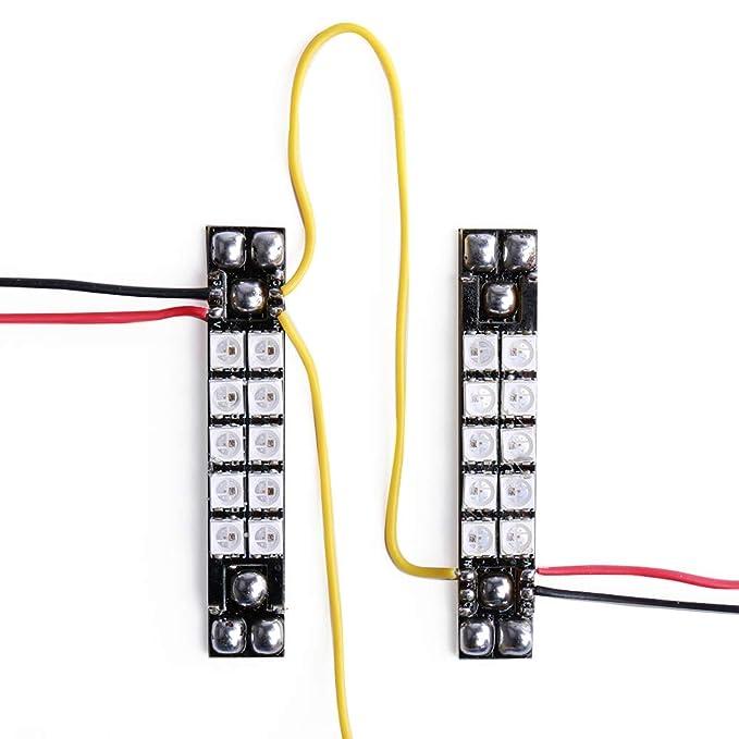 U Smile Drone Led Headlight Wiring Diagram on