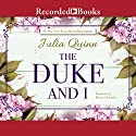 The Duke and I Audiobook by Julia Quinn Narrated by Rosalyn Landor