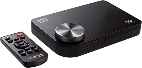 Creative Sound Blaster X-Fi Surround 5.1 Pro USB Audio System with SBX SB1095