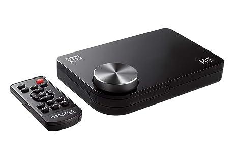 Creative Sound Blaster X-Fi Surround 5.1 Pro USB Audio System with SBX SB1095