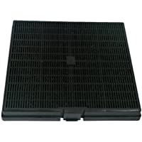filtre charbon BEST CA240S 241X225X30 pour AFC9003W et broan, teka