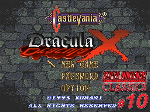 Clip: Castlevania Dracula X - Rescue your loved one