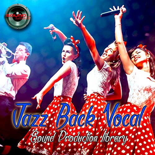 Jazz Back Vocal - Large unique 24bit WAVE/KONTAKT Multi-Layer Studio Samples Production Library on DVD or download by SoundLoad