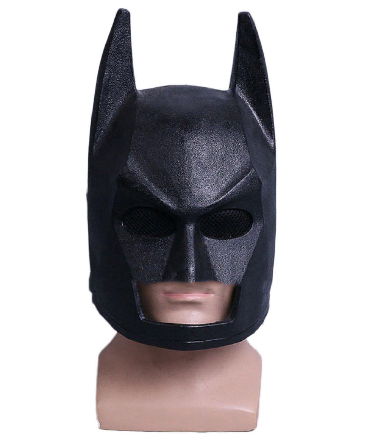 Cosplay Maschera Batman Maschera Casco Cosplay Halloween Cos Maschera Casco Puntelli,LegoBatmanHelmet-OneDimensione
