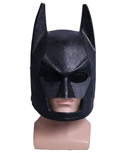 Cosplay Máscara Batman Casco Máscara Cosplay Halloween Cos Mask Casco Props,LegoBatmanHelmet-OneSize