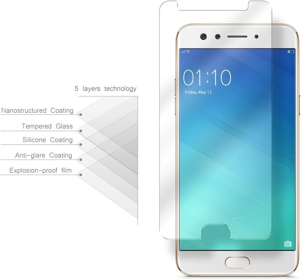 Oppo F3 Plus Cristal Protector de pantalla, eProte® Vidrio ...