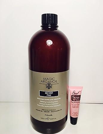 Maxima Nook Magic Argan Oil Pak Mask 33.8 Oz